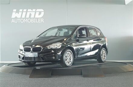 BMW 218d Active Tourer 2,0 D Advantage 150HK Stc 6g
