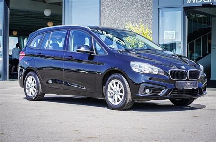 BMW 218d Active GandTourer 2,0 D Advantage 6. gear 150HK Stc