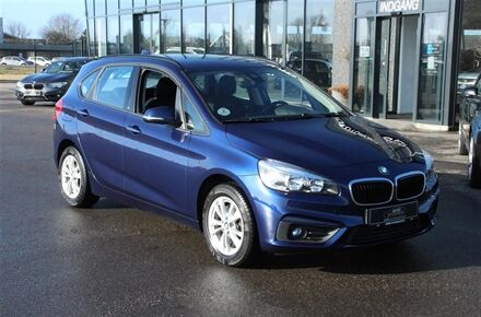 BMW 220d 2,0 D Steptronic 190HK 2d 8g Aut.