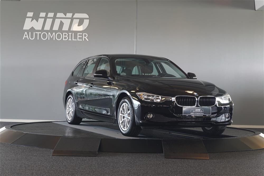BMW 320d 2,0 EfficientDyn. 184HK Stc 6g