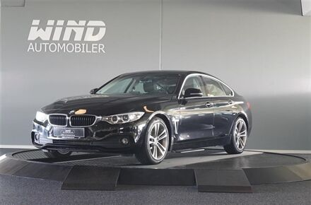 BMW 420d Gran Coupé 2,0 D Steptronic 190HK 5d 8g Aut. - Leasing