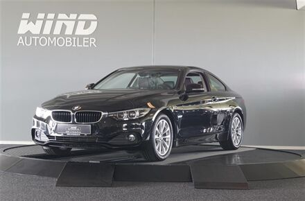 BMW 420i Gran Coupé 2,0 Steptronic 184HK 5d 8g Aut.