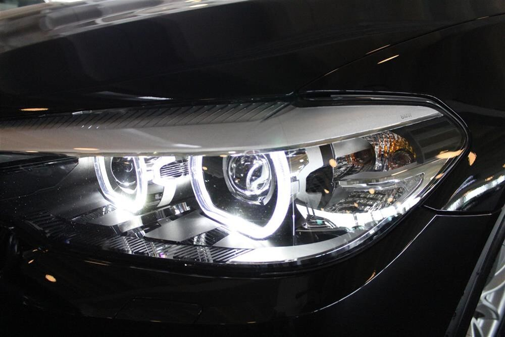 BMW 520d 2,0 D Steptronic 190HK 8g Aut.