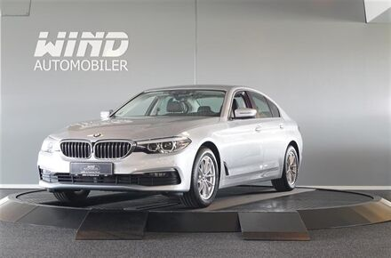 BMW 520i 2,0 Steptronic 184HK 8g Aut. - Leasing