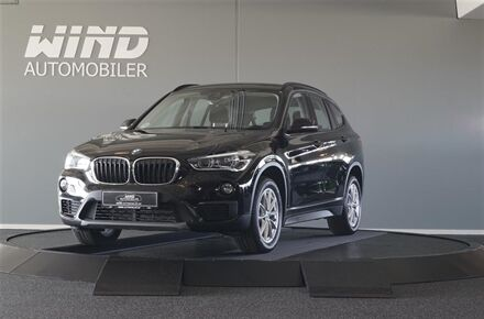 BMW X1 20D 2,0 D SDrive Steptronic 190HK 5d 8g Aut. - Leasing
