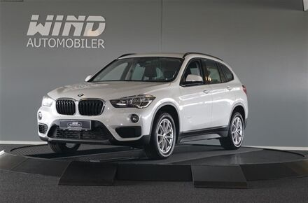 BMW X1 18D 2,0 D SDrive Steptronic 150HK 5d 8g Aut.