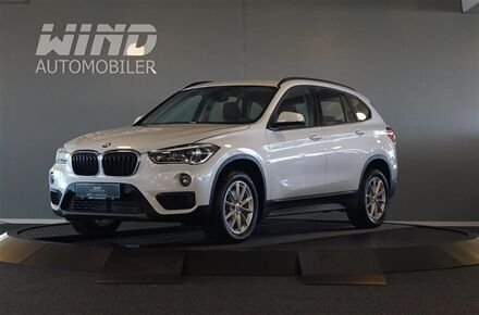 BMW X1 20D 2,0 D Advantage SDrive Steptronic 190HK 5d 8g Aut.