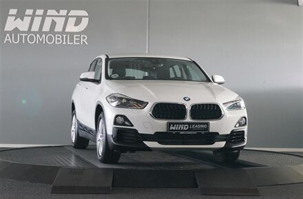 BMW X2 18i 1,5 Advantage SDrive Steptronic 140HK 5d 8g Aut. - Leasing