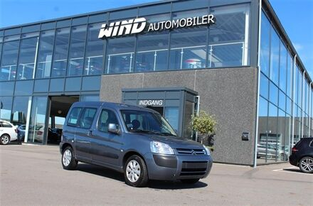 Citroën Berlingo 1,6 i 16V Multispace Clim 110HK