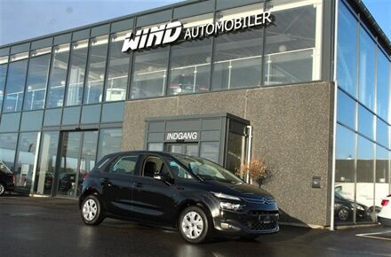 Citroën C4 SpaceTourer 1,2 PureTech Iconic start/stop 130HK 6g