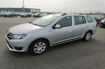 Dacia Logan 0,9 Tce Lauréate Adventure Aut. gear 90HK