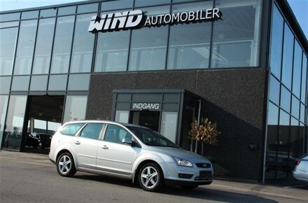 Ford Focus 1,6 TDCi Ambiente 90HK Stc