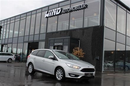 Ford Focus 2,0 TDCi Business 150HK Stc 6g