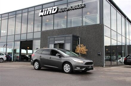 Ford Focus 1,5 TDCi Business 120HK Stc