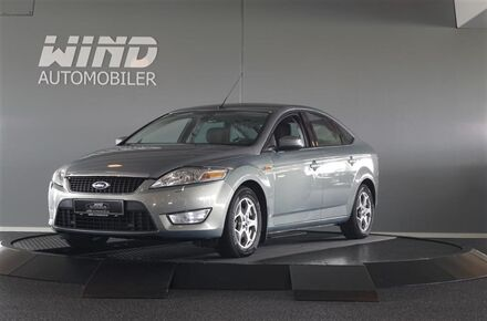 Ford Mondeo 2,0 TDCI Econetic 115HK 5d