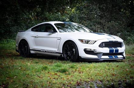Ford Mustang Shelby GT 350 5,2 533HK 2d 6g - Leasing