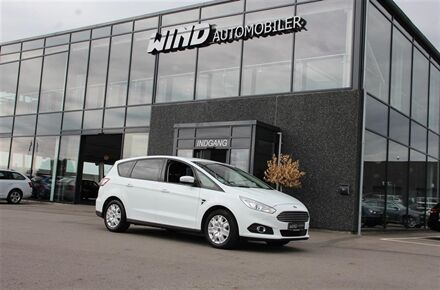 Ford S-Max 2,0 TDCi Trend Powershift 150HK 6g Aut.