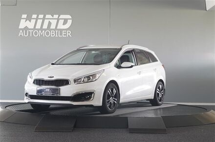 Kia Ceed SW 1,6 CRDI Attraction 136HK Stc 6g