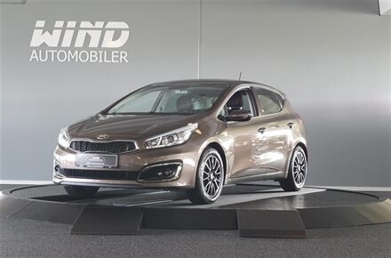 Kia Ceed 1,6 CRDI Attraction 136HK 5d 6g