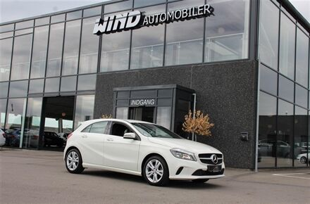 Mercedes-Benz A180 d 1,5 CDI Business 109HK 5d 6g