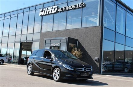 Mercedes-Benz B180 d 1,5 CDI Business 109HK 6g