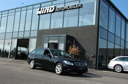 Mercedes-Benz C180 d T 2,1 CDI BlueEfficiency 120HK Stc 7g Aut.