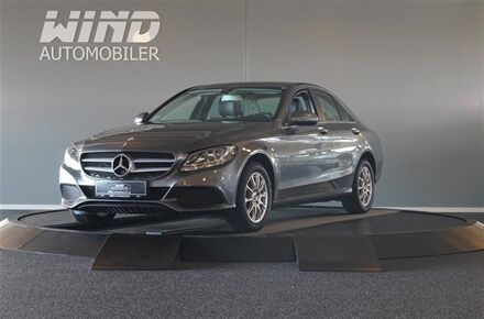 Mercedes-Benz C200 2,0 184HK - Leasing
