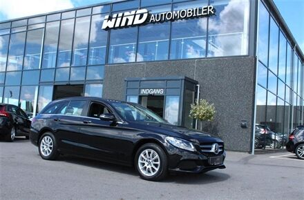 Mercedes-Benz C200 d T 2,1 CDI Business 7G-Tronic Plus 136HK Stc 7g Aut.