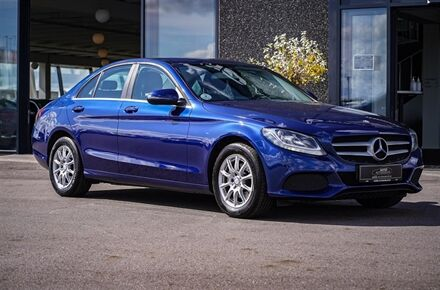 Mercedes-Benz C200 d 2,1 D Business 7G-Tronic Plus 136HK 7g Aut.
