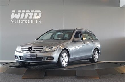 Mercedes-Benz C 200 T 2,1 CDI BlueEfficiency 136HK Stc 6g