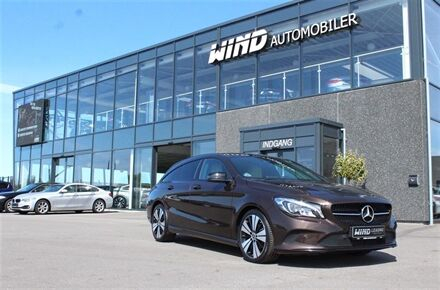 Mercedes-Benz CLA200 d Shooting Brake 2,1 CDI Final Edition 7G-DCT 136HK Stc 7g Aut.