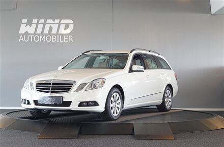 Mercedes-Benz E 200 T 2,1 CDI BlueEfficiency 136HK Stc 6g