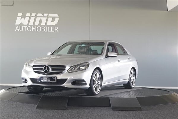 Mercedes-Benz E 220 2,1 Bluetec 170HK 6g