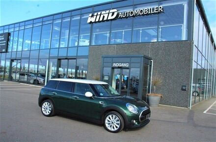 Mini Clubman 2,0 D Business edition 150HK Stc