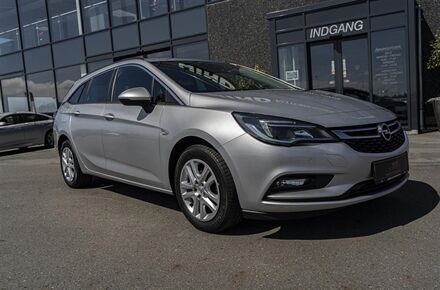 Opel Astra Sports Tourer 1,6 CDTI Enjoy Start/Stop 110HK Stc 6g
