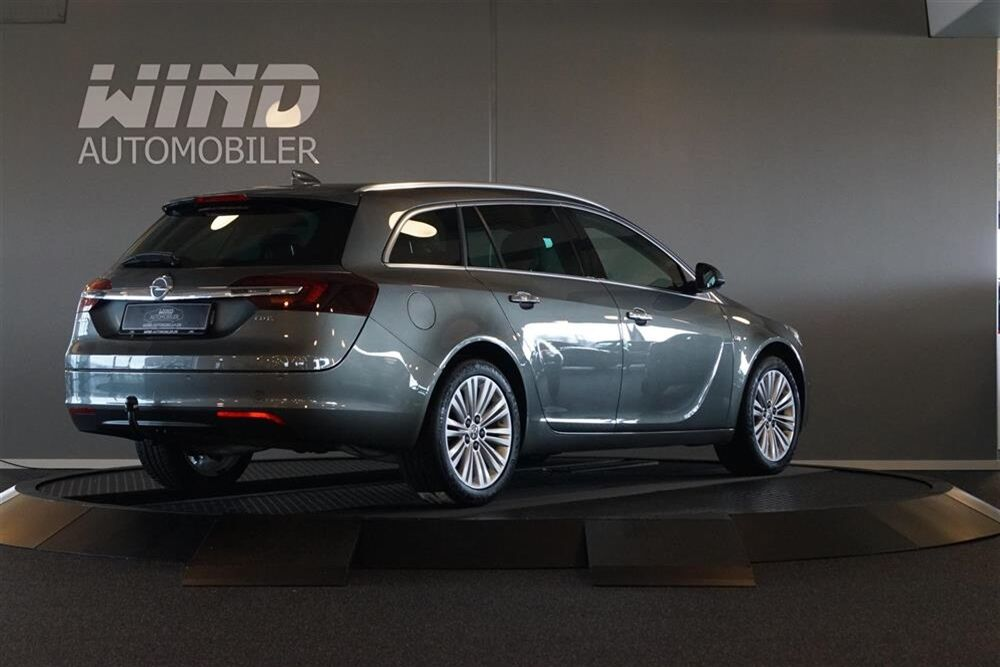 Opel Insignia Sports Tourer 1,6 CDTI active select 136HK Stc