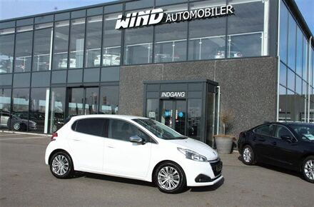 Peugeot 208 1,6 BlueHDi Active Plus 100HK 5d