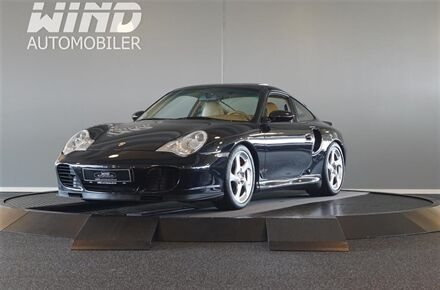 Porsche 911 911 Turbo aut. 420HK 2d - Leasing