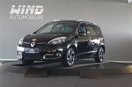 Renault Grand Scénic 1,6 Energy DCI Bose 130HK 6g
