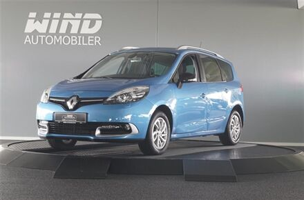 Renault Grand Scénic 1,5 DCI Limited 110HK 6g