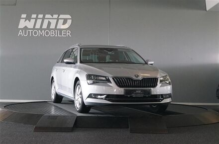 Skoda Superb Combi 1,6 TDI Ambition 120HK Stc 6g - Leasing