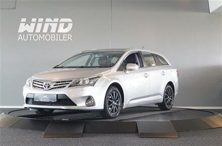 Toyota Avensis 2,0 D-4D DPF T2 Touch 126HK Stc 6g
