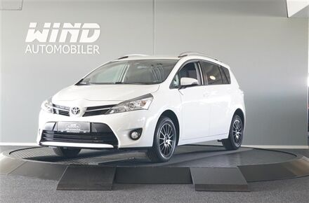 Toyota Verso 5 pers. 1,6 VVT-I T1 132HK 6g