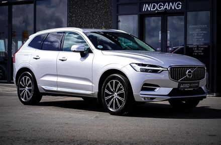 Volvo XC60 2,0 D4 Inscription AWD 190HK 5d 8g Aut.