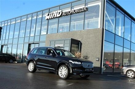Volvo XC90 7 Sæder 2,0 D5 Inscription AWD 235HK 5d 8g Aut.