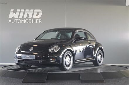VW Beetle 1,6 TDI Design 105HK 3d