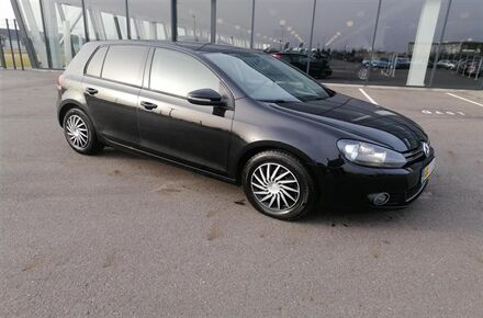 VW Golf Variant 2,0 TDI DPF Highline 140HK Van 6g