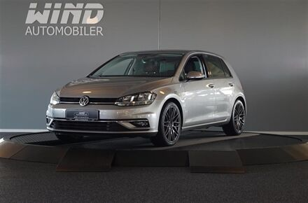 VW Golf 2,0 TDI BMT Highline DSG 150HK 5d 7g Aut.