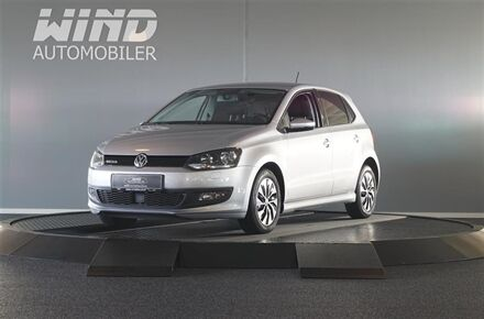 VW Polo 1,0 Bluemotion BlueMotion DSG 95HK 5d 7g Aut.