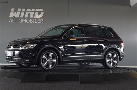 VW Tiguan 2,0 TSI Highline 4Motion DSG 180HK 5d 6g Aut.